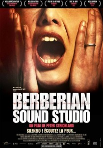 Berberian Sound Studio, Peter Strickland