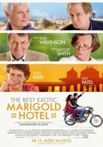 The Best Exotic Marigold Hotel, John Madden