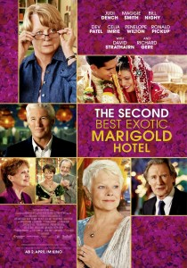 The Second Best Exotic Marigold Hotel, John Madden