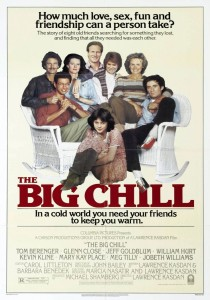 The Big Chill, Lawrence Kasdan