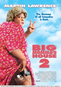 Big Momma's House 2, John Whitesell