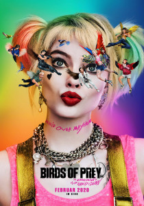 Birds of Prey (and the Fantabulous Emancipation of One Harley Quinn), Cathy Yan
