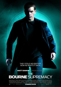 The Bourne Supremacy, Paul Greengrass