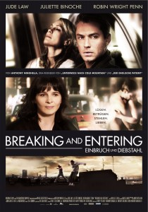 Breaking and Entering, Anthony Minghella