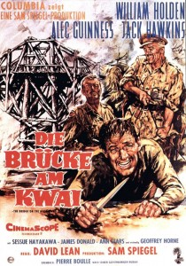 The Bridge on the River Kwai, David Lean
