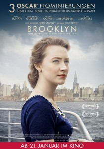 Brooklyn, John Crowley
