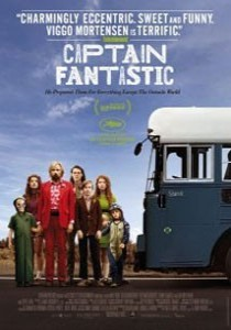 Captain Fantastic, Matt Ross