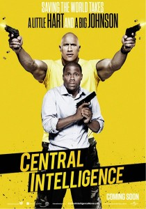 Central Intelligence, Rawson Marshall Thurber