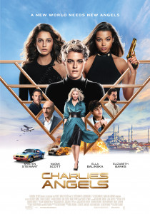Charlie's Angels, Elizabeth Banks