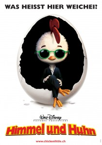 Chicken Little, Mark Dindal