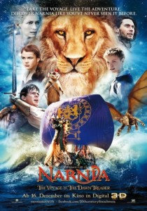 The Chronicles of Narnia: The Voyage of the Dawn Treader, Michael Apted