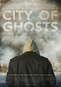 City of Ghosts, Matthew Heineman
