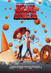 Cloudy with a Chance of Meatballs, Phil Lord Chris Miller