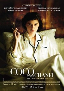 Coco avant Chanel, Anne Fontaine