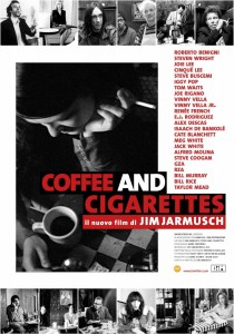 Coffee and Cigarettes, Jim Jarmusch