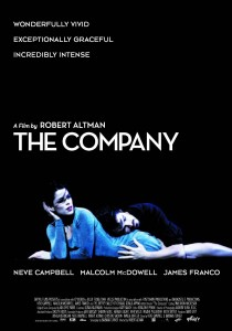 The Company, Robert Altman