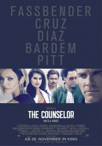 The Counselor, Ridley Scott