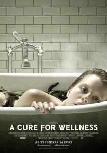 A Cure for Wellness, Gore Verbinski