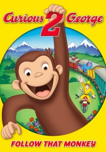 Curious George 2 - Follow that monkey, Norton Virgien