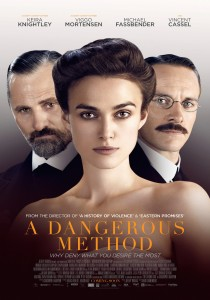 A Dangerous Method, David Cronenberg
