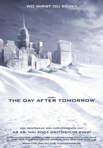 The Day After Tomorrow, Roland Emmerich