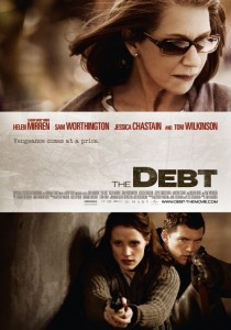 The Debt, John Madden