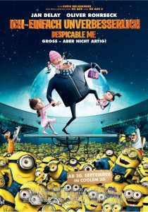 Despicable Me, Pierre Coffin Chris Renaud