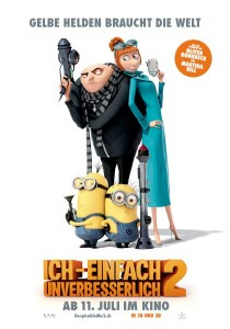 Despicable Me 2, Pierre Coffin Chris Renaud