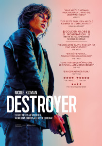 Destroyer, Karyn Kusama