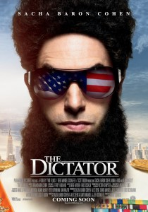 The Dictator, Larry Charles