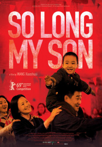 So Long, My Son, Xiaoshuai Wang