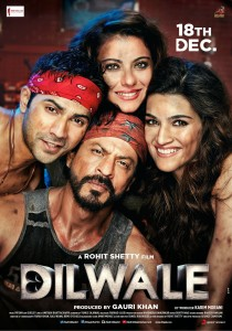 Dilwale, Rohit Shetty