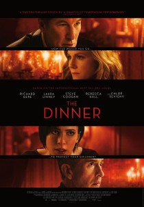 The Dinner, Oren Moverman
