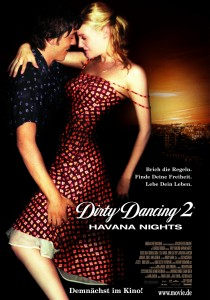 Dirty Dancing 2: Havana Nights, Guy Ferland