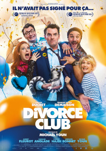 Divorce Club, Michaël Youn