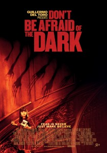 Don't be afraid of the dark, Troy Nixey