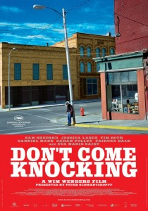 Don't come knocking, Wim Wenders
