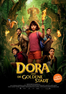 Dora and the Lost City of Gold, James Bobin