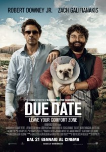 Due Date, Todd Phillips