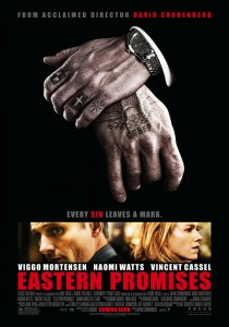 Eastern Promises, David Cronenberg