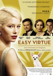 Easy Virtue, Stephan Elliott