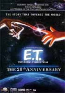 E.T. The Extraterrestrial, Steven Spielberg