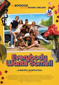 Everybody Wants Some, Richard Linklater