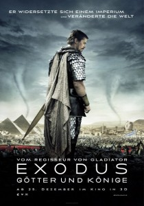 Exodus: Gods and Kings, Ridley Scott