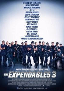 The Expendables 3, Patrick Hughes