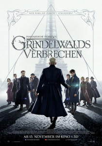 Fantastic Beasts: The Crimes of Grindelwald, David Yates