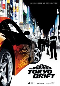 The Fast and the Furious: Tokyo Drift, Justin Lin