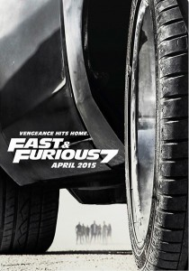 Fast & Furious 7, James Wan