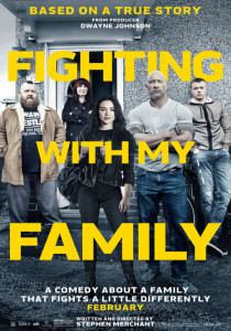 Fighting with My Family, Stephen Merchant