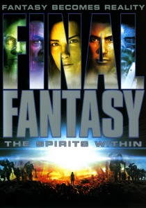 Final Fantasy: The Spirits Within, Hironobu Sakaguchi Motonori Sakakibara (co)